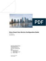 Cisco Smart Care Service Configuration Guide