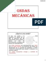 Ondas Mecanicas Fisica