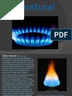 Proiect ppt. Gaz Natural