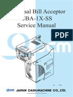 Jcm Bill Validator Manual