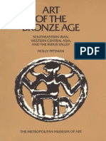 Art of the Bronze Age Southeastern Iran Western Central Asia and the Indus Valley