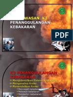 Pengawasan K3 Kebakaran
