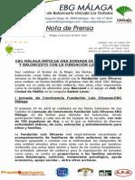 18.- Ebg Impulsa Una Jornada de Convivencia Con La Fundación Luis Olivares