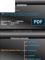 Project Animation Skripsi