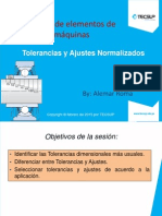 1 Tolerancias y Ajustes Ppt