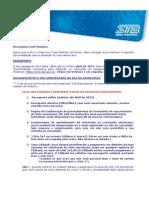 Instruções STB