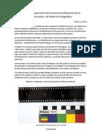 Fotografia y Microscopia Electronica