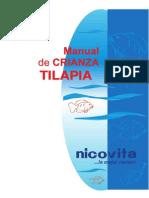 Manual de Crianza de Tilapia Nicovita