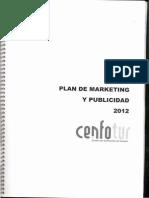 Plan de Marketing 2012v