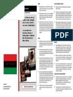knowledge brochure