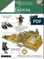 Las Gíuas Visuales de España; Galicia