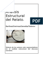 Introduccion Al Analisis Estructural de Los Relatos Doc