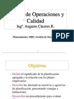 Gestion de Operaciones y Calidad