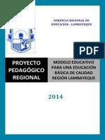 Proyecto Pedagógico