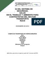 Oauda005 Guia Para Contratistas Ruc Transporte Rev5