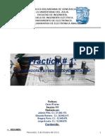 Informe De La Práctica Nº 1 De Laboratorio De E.A.I..