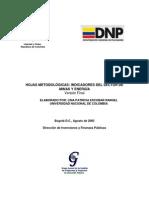 H Metodolo Sector Minas y Energia Colombia