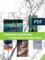 Learning and Knowing in Indigenous Societies Today