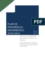 PLAN DE DESARROLLO INFORMATICO 2010.pdf