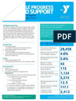 Diabetes Prevention Program - Fact Sheet