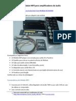 Módulo MP3 Manual de Uso