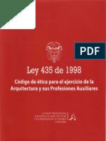 Ley 435 de 1998 Colombia