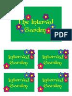 Interval Garden