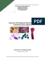 Manual de Trabajos Practicos Parasitologia Medica