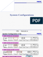 V 4 System Configurations