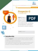 Proyecto G encuento tv