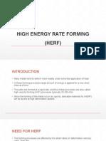 High Energy Ppt