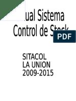 Manual Sitacol
