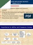Monetary Economic Course