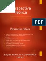 Tema 8 Perspectiva Teórica
