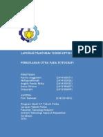 Laporan Praktikum Teknik Optik p4