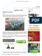 Así Serán Los Pupitres Del Futuro (Foto) - LeaNoticias