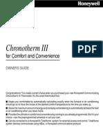 Honeywell Chronoterhm III