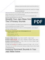 More Freedom For Your Jazz Bass Solos.docx