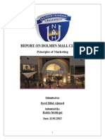 Report on Dolmen Mall.doc