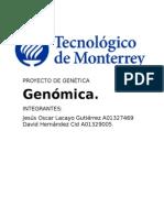 Medicina Genómica y Medicina Personalizada