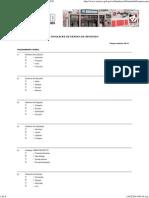 ''Examen admision SENCICO 2014