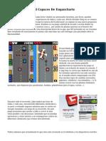 tres Juegos Android Capaces De Engancharte