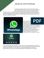 Como Activar Las Llamadas Sin costo En WhatsApp