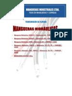 Catalogo Mangueras Hidraulicas