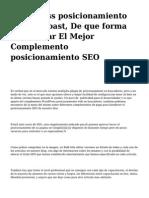 <h1>WordPress posicionamiento web By Yoast, De que forma Configurar El Mejor Complemento posicionamiento SEO</h1>