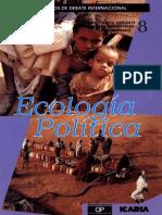 Cuadernos de Debate Internacional - Ecología Política