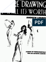 Figure Drawing for All its Worth - Andrew Loomis