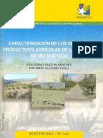 Caracterizacion de Los Sistemas Agricolas Guillermo