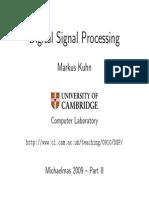 Slides of DSP