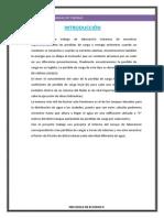 Perdida de Cargas Locales , Intro, Ob, Marco Teo, Proc